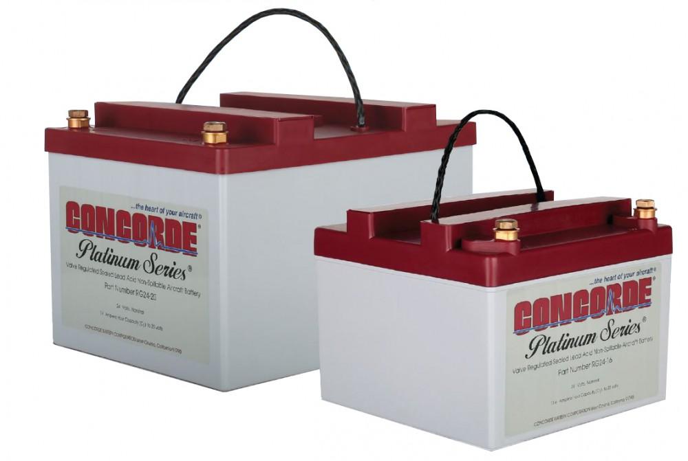 Concorde Battery
