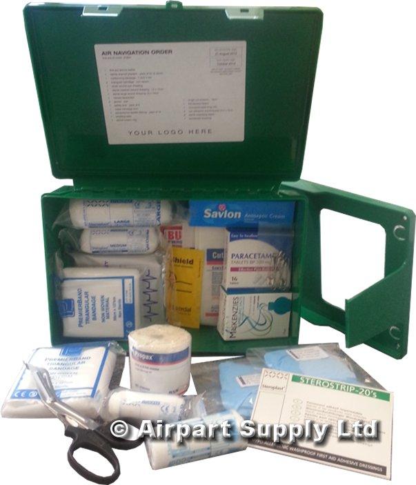 Aircraft First Aid Kits