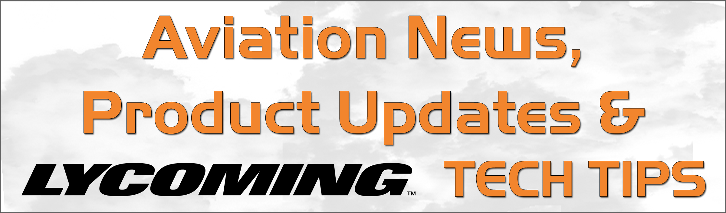 Aviation News & Product Updates