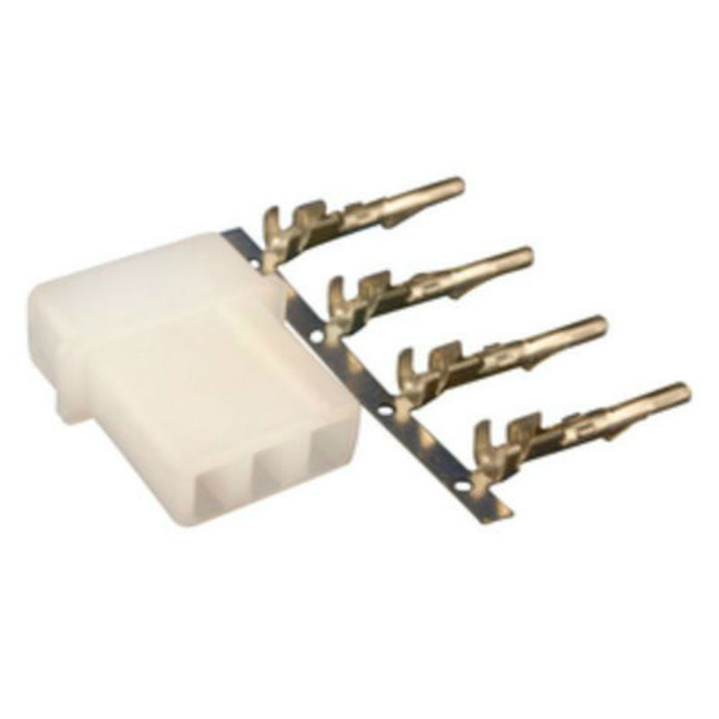 01-0430011-00 Connector Kit Amp 3 Position Male With Pins