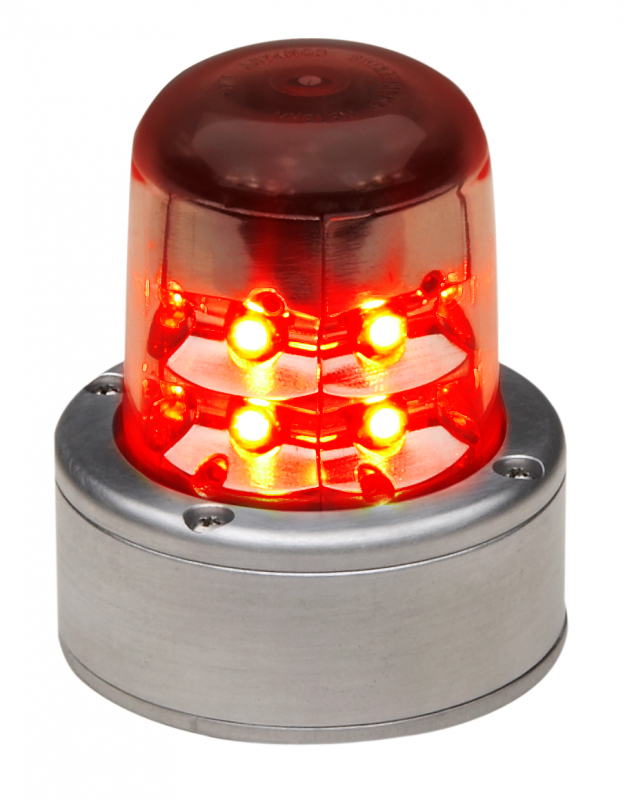 01-0771055-00 Led Beacon Red 14V