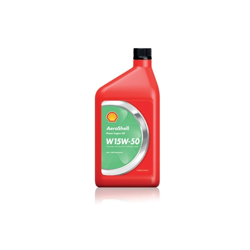 15W50QT Aeroshell Multigrade 15W50 Oil, QT