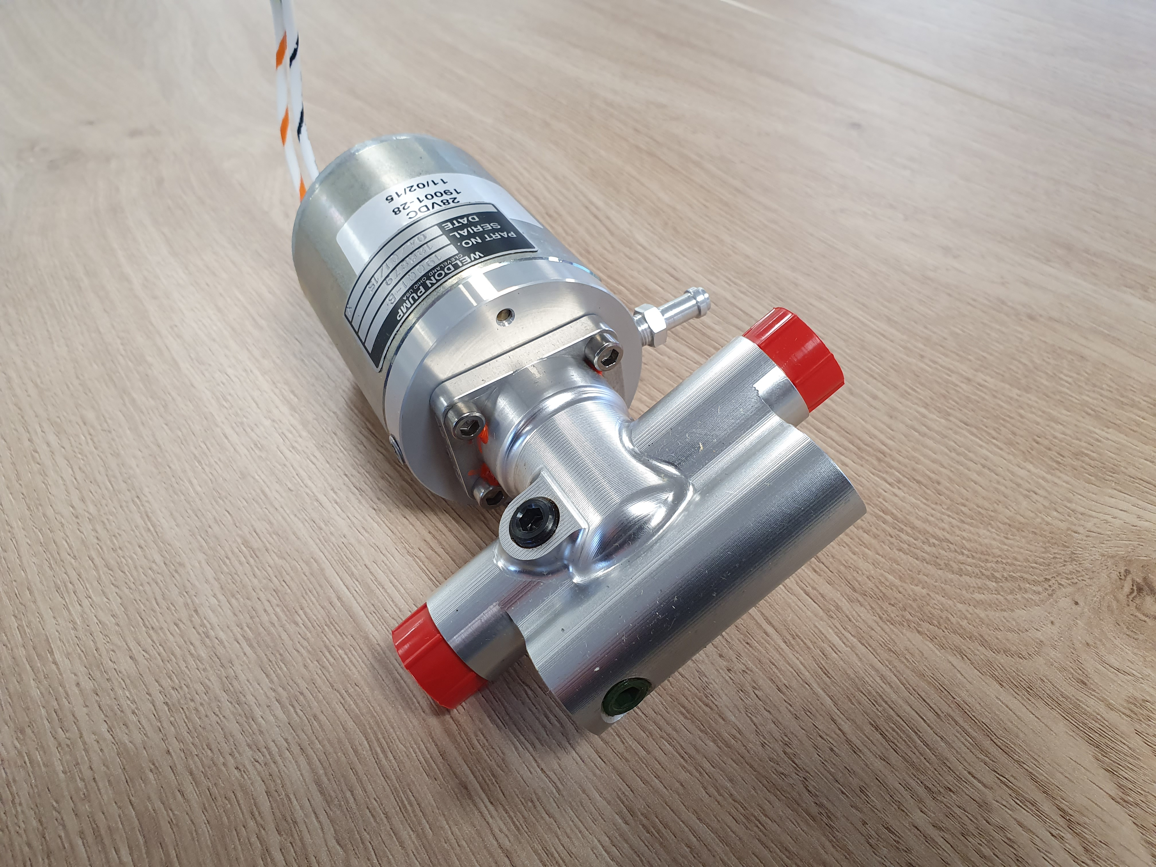 19001B Fuel Boost Pump