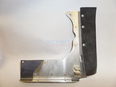 35345-004 Baffle Assy-Engine L Side Rear