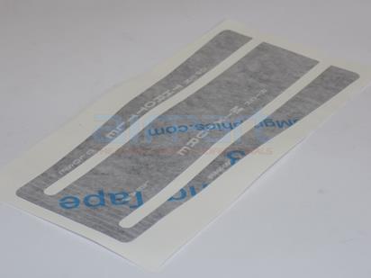 581-405 Placard Engine Controls