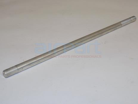 61182 Stud-.375-24 X 10.23 Long