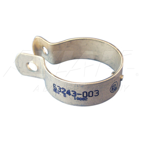 63243-002 Clamp-Exhaust Stack,Ss