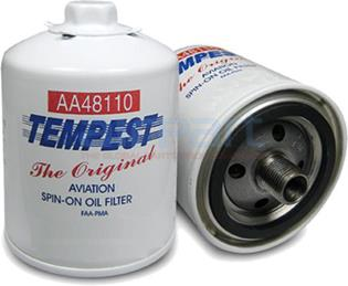 AA48110-2-6PK-L Oil Filter, Spin-On, Pack of 6, APL