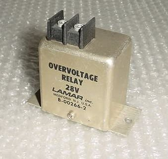 B00266-2 Over Volt Relay 28v
