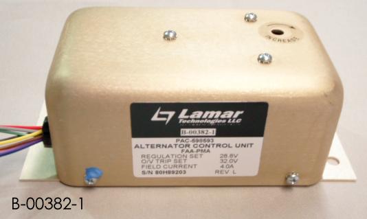 B00382-1 Alt Control 28v Load