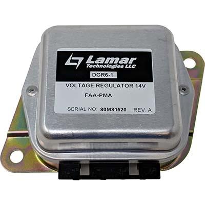 DGR6-1 Alternator Control 14v