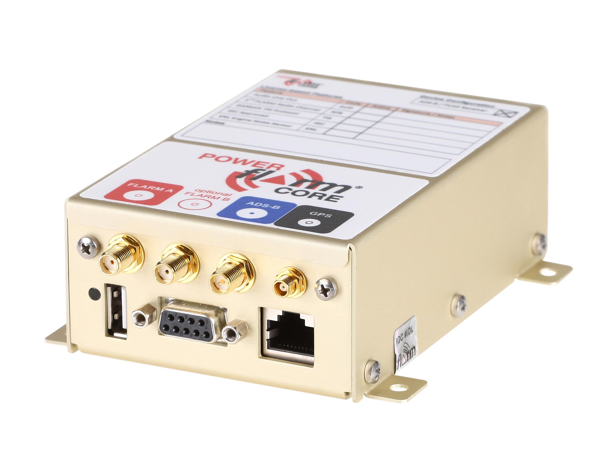 FLAPFC11A PowerFLARM Core ADS-B A-version