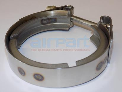 LW12125-3 Coupling-V Band-2.25 Od Tube