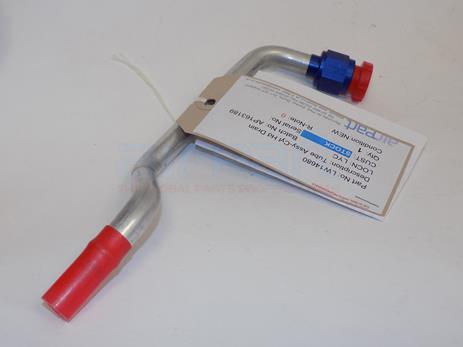 LW14680 Tube Assy-Cyl Hd Drain