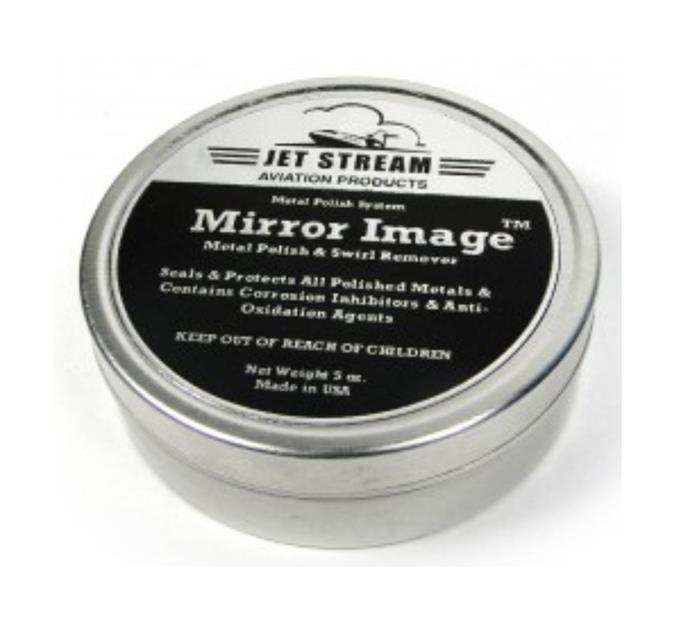 MI1 Mirror Image Metal Polish 5oz Tin
