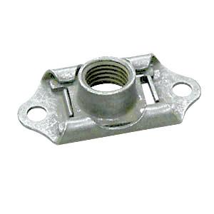 MS21060L3 Nutplate: Self-Lkg,Cres, Dbl Lug,Floating,Dry Filmed