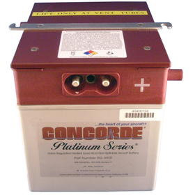 RG390E VR Sealed Lead Acid Battery