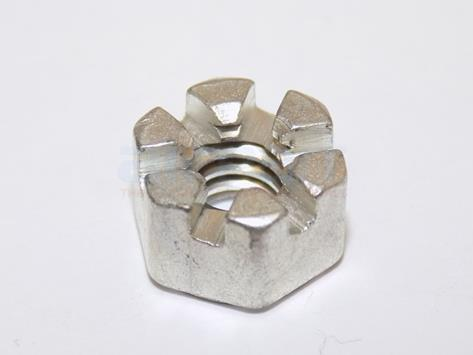 STD1864 Nut-.250-20 Slotted