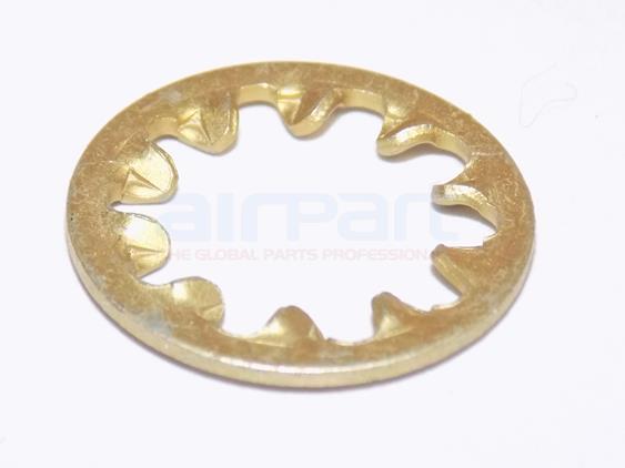 STD678 Washer-.375 Lock Int Teeth