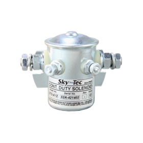 STS-A12 Continuous Duty Solenoid 12v