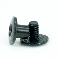T-3700-3-PK Engine Baffle Fastener Black (2 Piece)